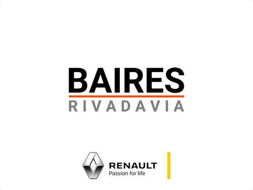 renault sandero ph2 life 1.6 negro 2020 0km contado financia