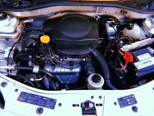 renault sandero ph2 pack plus 1.6 2012 full con aire, cierre