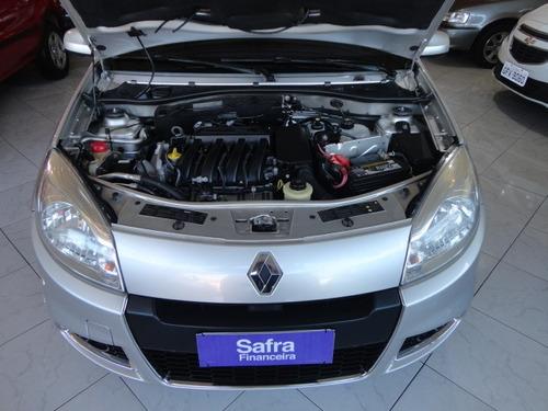 renault - sandero previlege 1.6 flex aut.
