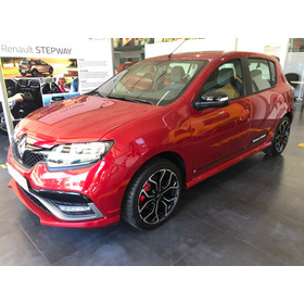 Renault Sandero Rs 0km Linea 2020