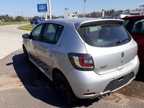 renault sandero rs 2.0 $305000 entrega inmediata  car one