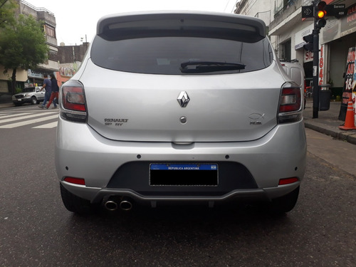 renault sandero  rs 2.0  racing spirit 2017