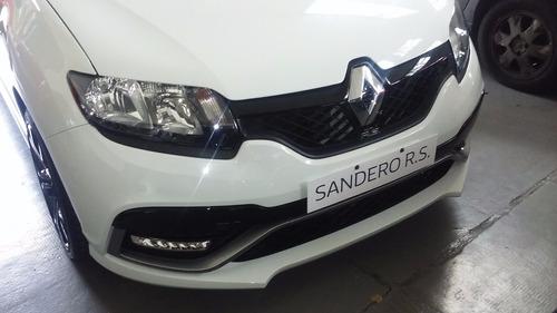 renault sandero rs okm nuevo 2017 oferta dhg