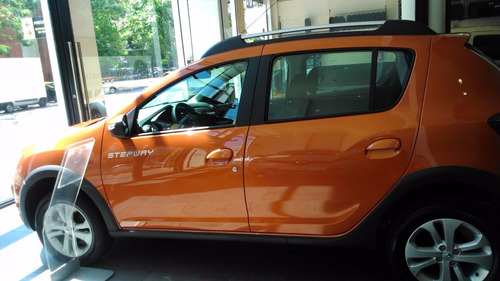 renault sandero stepway 100%financiado sin interes/antic sc