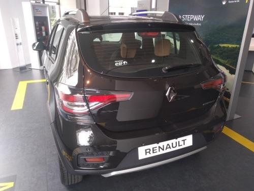 renault sandero stepway 1.6 16v 2020 0km auto camioneta (os)