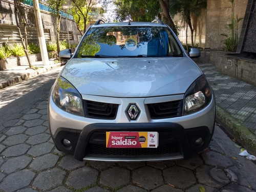 renault sandero stepway 1.6 16v hi-flex 5p 2011