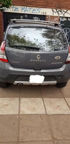 renault sandero stepway 1.6 confort  2012
