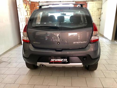 renault sandero stepway 1.6 dynamique 105cv 2012