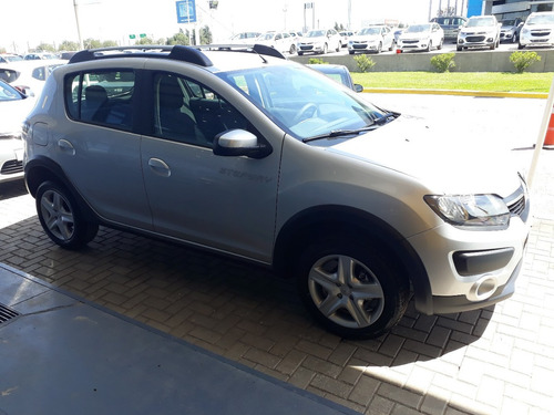 renault sandero stepway 1.6 expresion fiananciacion car one