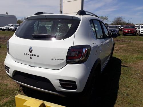 renault sandero stepway 1.6 expresion oferta contado car one