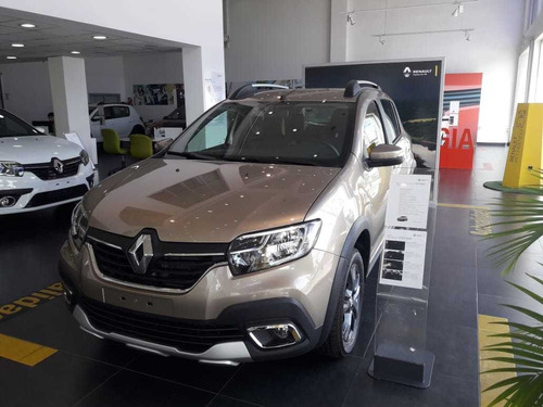 renault sandero stepway 1.6 intense cvt1.6 ft