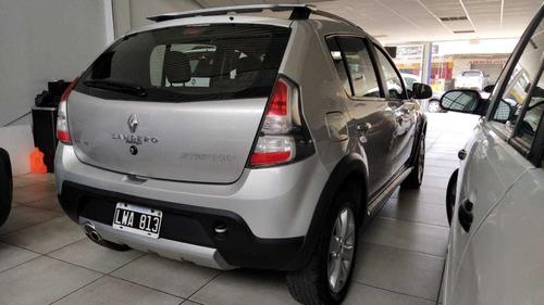 renault sandero stepway 1.6 luxe 105cv 2012