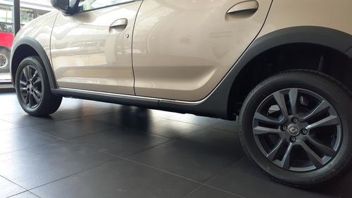 renault sandero stepway 1.6 zen intens cvt anticpo auto   jl