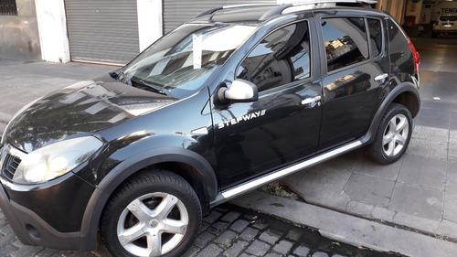 renault sandero stepway 2010 confort,excelente!! oport. (mb)