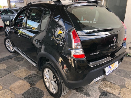 renault sandero stepway 2014 1.6 hi-power 5p 49000km.