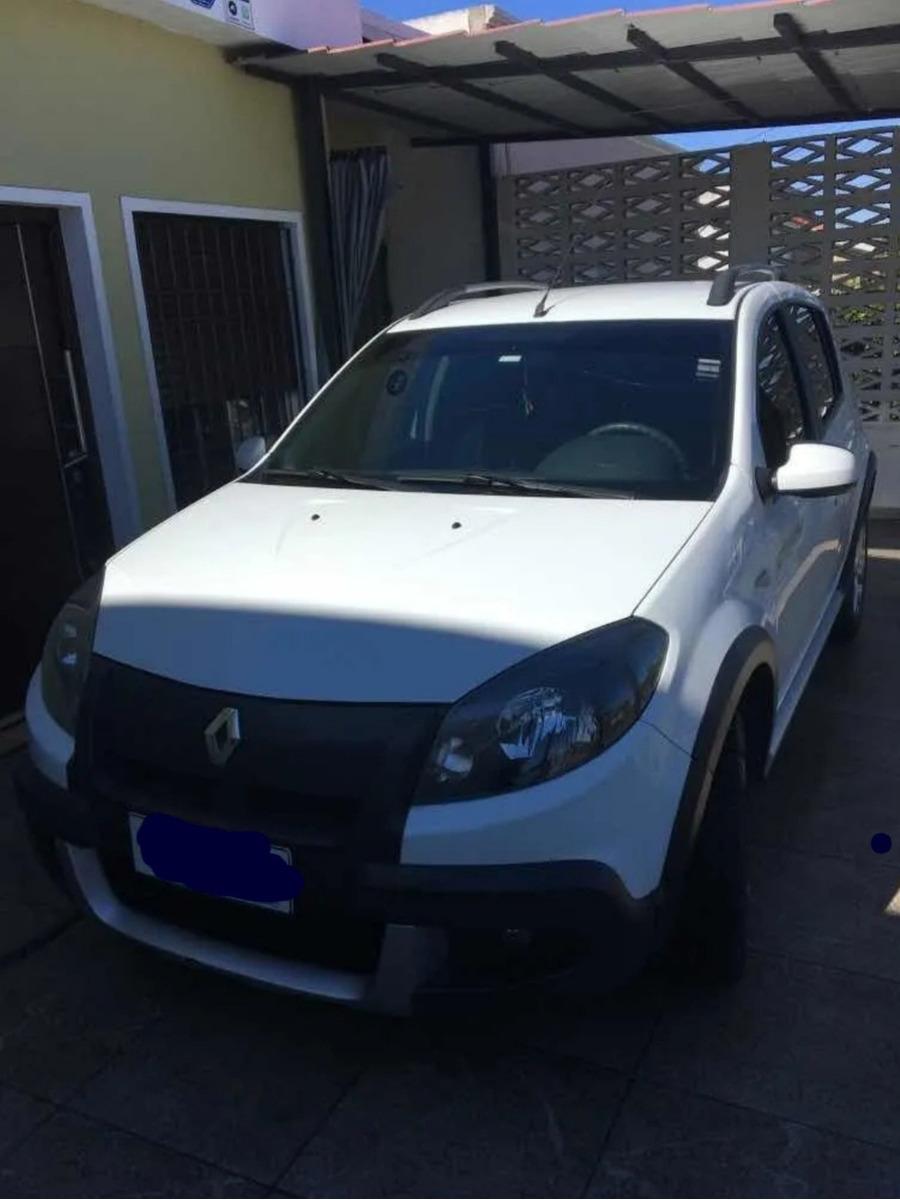 Renault Sandero Stepway 2014 1 6 Privilege Nav 105cv U S 11 000 En Mercado Libre
