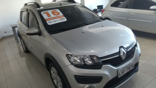 renault sandero stepway 2015/2016 manual