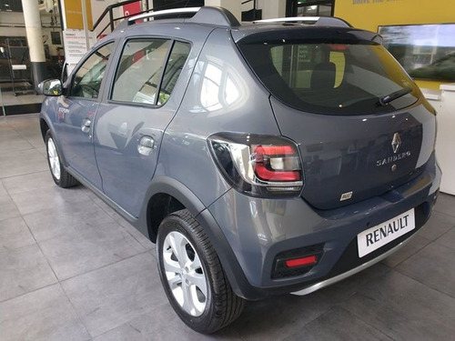 renault sandero stepway ( $ 80.000 100 % financiado ) ap