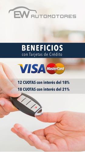 renault sandero stepway confort 2011 financio hasta el 100%