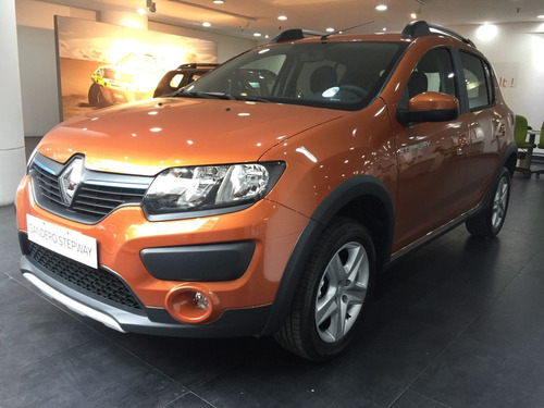 renault sandero stepway expression stock 2018 ml