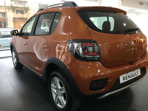 renault sandero stepway intens cvt automotica sin rodar (dc)