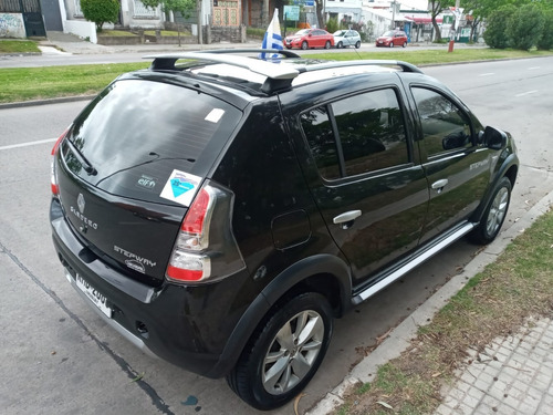 renault sandero stepway luxe 1.6cc full¡ año 2013¡impecable¡