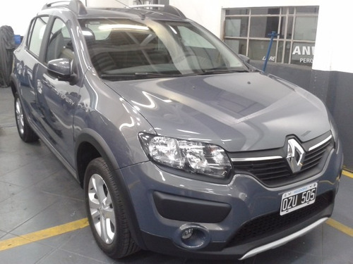 renault sandero stepway privilege 1.6 16v (cd)