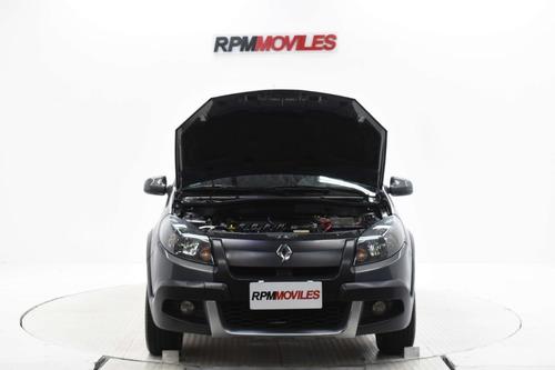 renault sandero stepway privilege nav 1.6 2013 rpm moviles