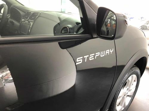 renault  sandero stepway  privilege tasa 0% cuotas fijas hc.