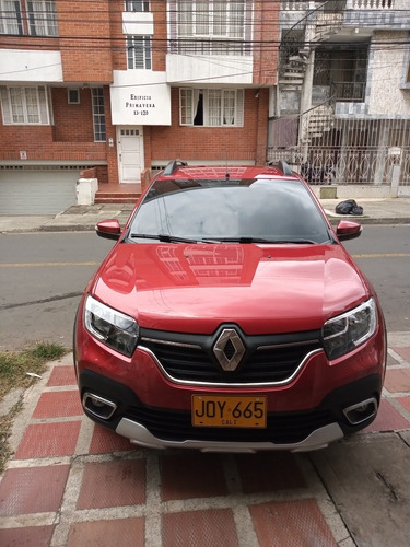 renault sandero stepway version 2021