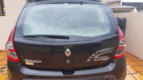 renault sandero stpway