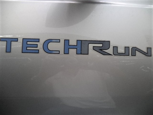 renault sandero tech run 1.0 flex 2014 completo + roda + mp3