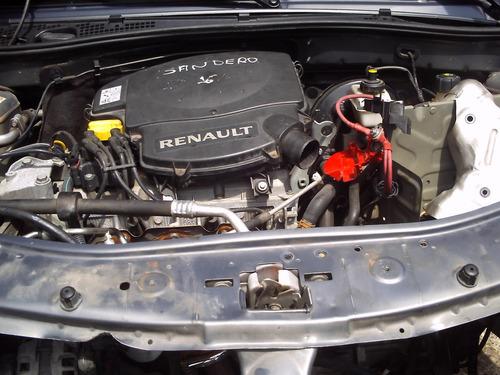 renault sandero vendido em partes tudo p/ seu carro com nota