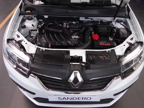 renault sandero zen ph2 2021 motor 1.6 2021