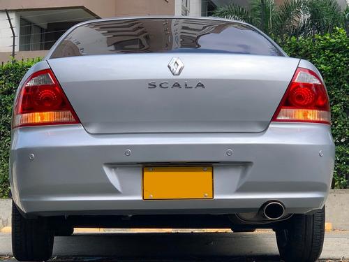 renault scala sedan automatico 2012