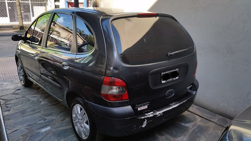renault scenic 1.6 16v authentic 2006 km180000.-