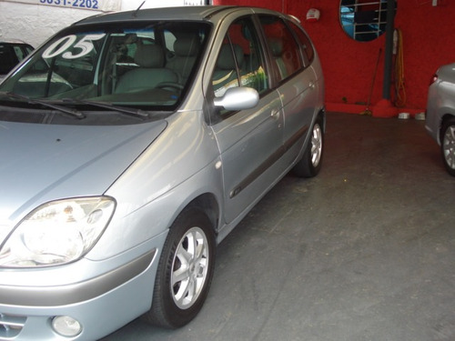 renault scenic 1.6 16v privilège hi-flex 5p