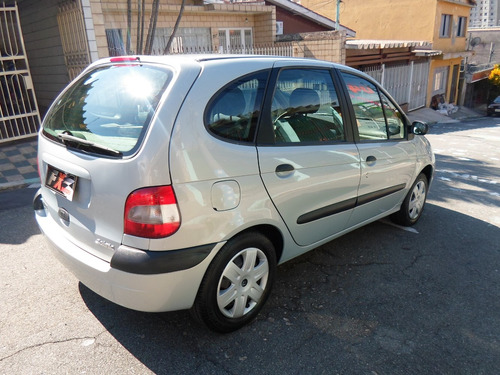 renault scenic 1.6 authentique - única dona !!
