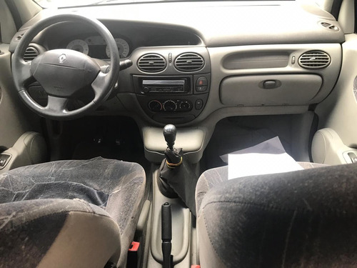renault - scenic 1.6 expression - 2007