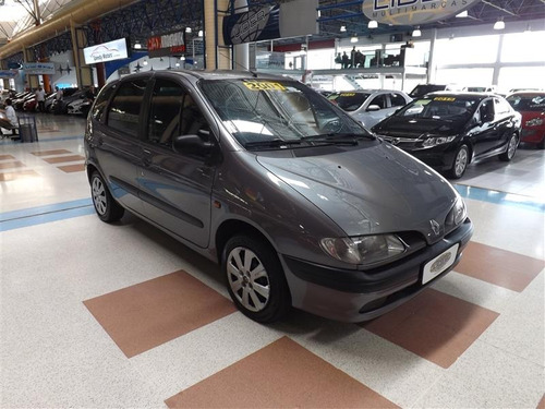 renault scénic 1.6 rt 16v gasolina 4p manual 2000/2001