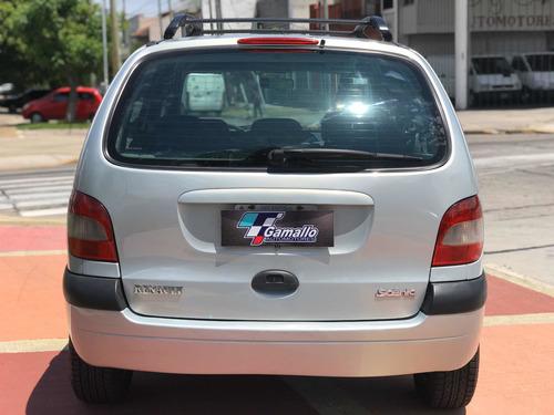 renault scénic 1.6 rt columbia 2003