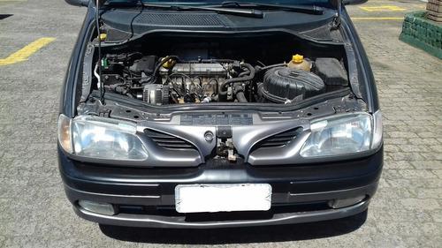 renault scénic 1.6 rxe 16v gasolina 4p manual