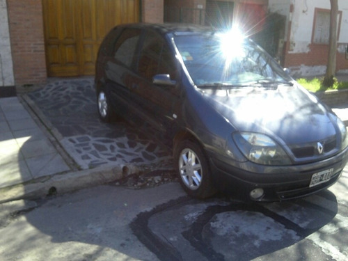 renault scénic 1.9 diesel luxe 2008 muy buena