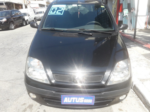 renault scenic 2.0 16v rt aut. 5p 2002