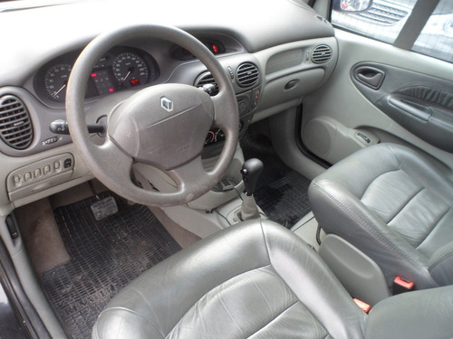 renault scenic 2.0 16v rxe aut. 5p 140hp