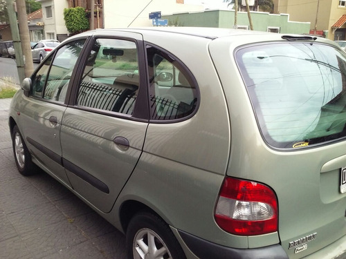 renault scenic 2.0 impecable - oportunidad!!