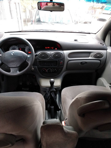 renault scénic 2.0 l luxe 2008