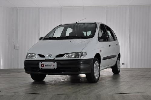 renault scénic 2.0 rt 16v gasolina 4p manual 1999/1999