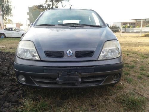 renault scenic 2003 aut solo se vende por partes refacciones