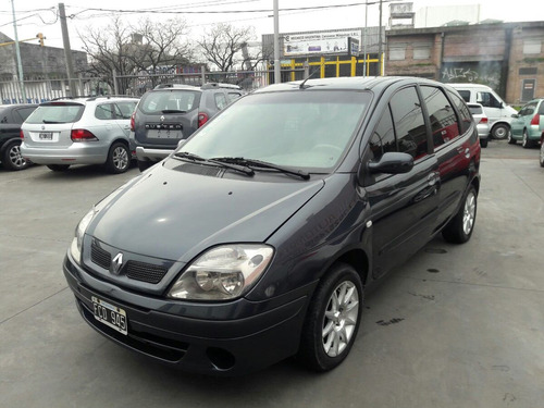 renault scénic 2005 2.0 luxe silvetti autos